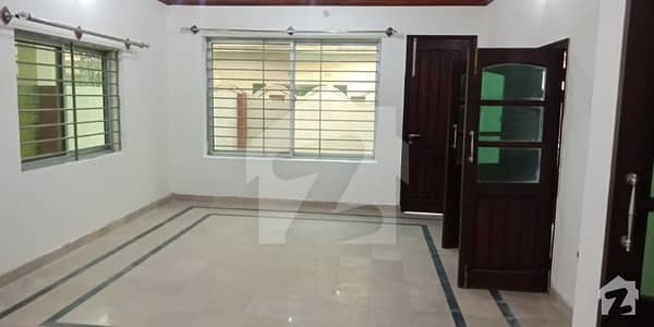 Banigala 12 Marla House Available For Rent Near To Meezan Bank