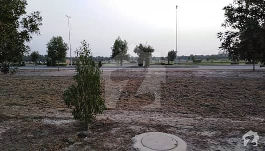 Great Deal 8 Marla Plot For Sale In Bahria Orchard Low Cost Block J Lahore