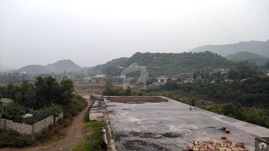 لہتاراڑ روڈ اسلام آباد میں 20 کنال علاوہ 5 کروڑ میں برائے فروخت۔