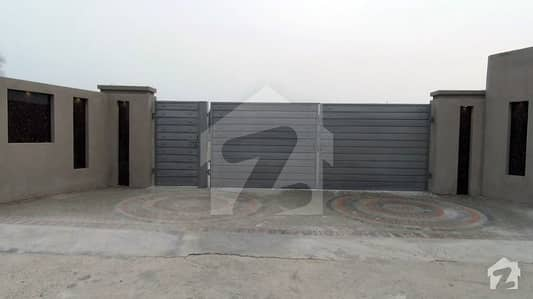 7 Kanal Brand New Farm House For Sale On Main Barki Road Lahore