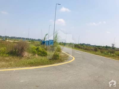One Kanal Residential Plot For Sale In Block T Phase 8 DHA Defence