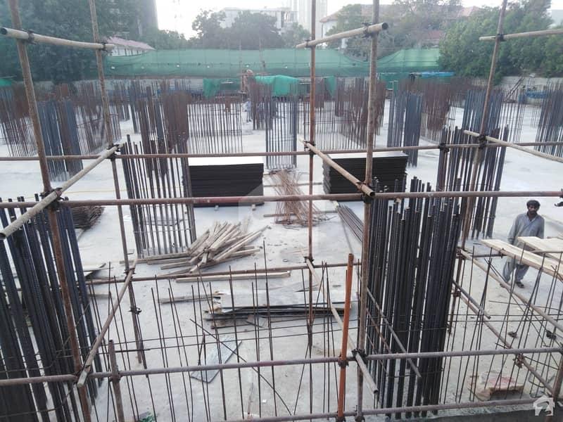 Under Construction Luxurious Apartment