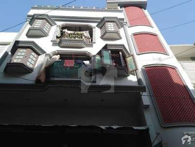 منظور کالونی کراچی میں 6 کمروں کا 4 مرلہ مکان 1.5 کروڑ میں برائے فروخت۔