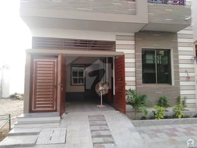 Brand New Double Storey House Is Available For Sale In Saadi Town