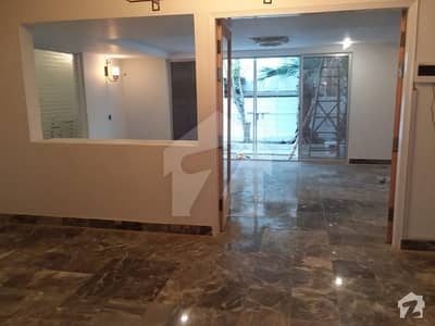 600 Sq Yd Bungalow Available For Rent At Tipu Sultan Road