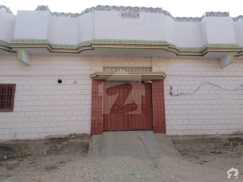 Main 40 Feet Road 200 Sq Yard House Available For Sale In GulshanEZealpak Cooperative Housing Society