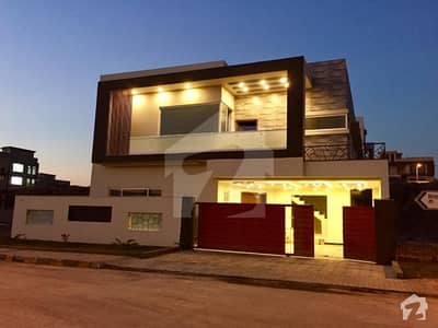 1 Kanal Lavish House For Sale In In Bahria Town Phase 8 B Block