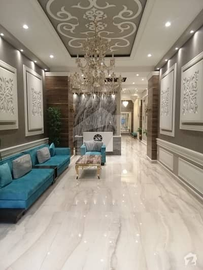 Safa Residency 4 Bed With Dd Main Shaheed-e-millat Road