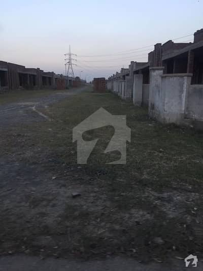 2 Marla Commercial Plot Is Available For Sale Situated On 150 Ft Wide Road On Reasonable Price