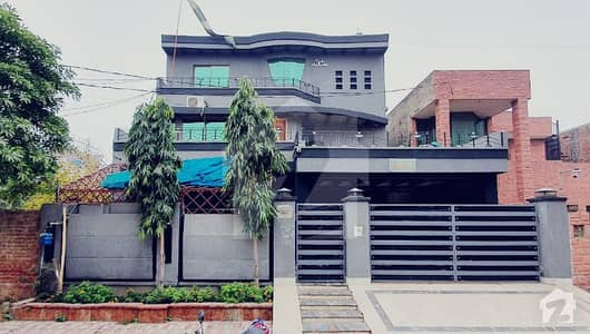 15 Marla Residential House Is Available For Sale At Pia Housing Block F At Prime Location