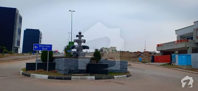 1 Kanal Prime Location Height Back Open Plot File For Sale In Dha 5 Islamabad