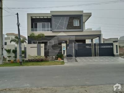 1 Kanal Brand New Awesome Bungalow Is Up For Sale In Tariq Gardens