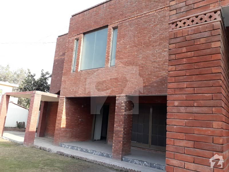 2 Kanal Solid Double Unit House For Sale