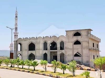 Islamabad Cooperative Housing Society  Plot File