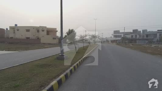8 Marla Commercial Plot Is Available For Sale
