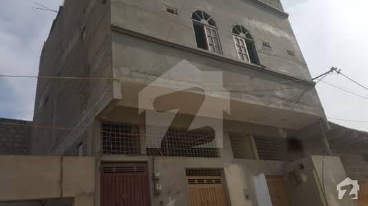 Baloch Colony, Qasba, 120 Yards 3 Portion House For Sale