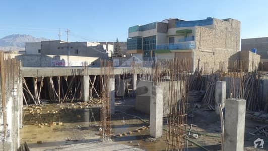 Under Construction Flat For Sale On Installment At Down Town Apartment's Jinnah Town