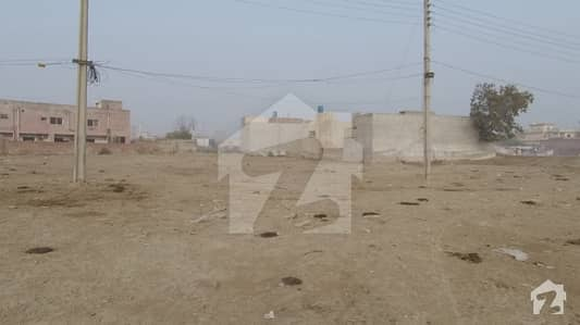 10 Kanal Commercial Land For Sale On Main Airport Road Lahore