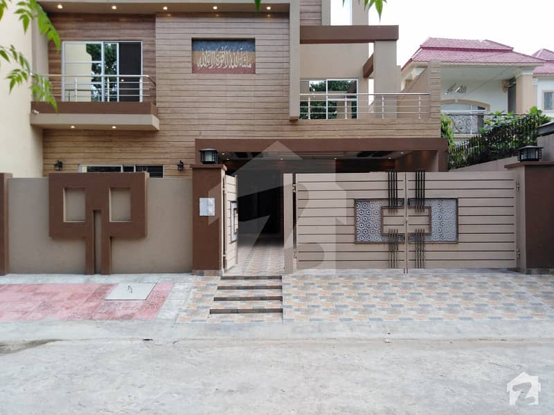 1 Kanal Brand New House For Sale In Muslim Town Lahore
