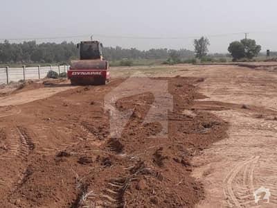 المعراج گارڈن چکری روڈ راولپنڈی میں 5 مرلہ رہائشی پلاٹ 5 لاکھ میں برائے فروخت۔