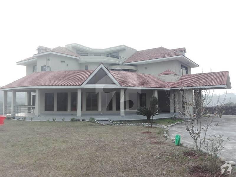 ناول فارمز ہاؤسنگ سکیم اسلام آباد میں 20 کنال فارم ہاؤس 15 کروڑ میں برائے فروخت۔