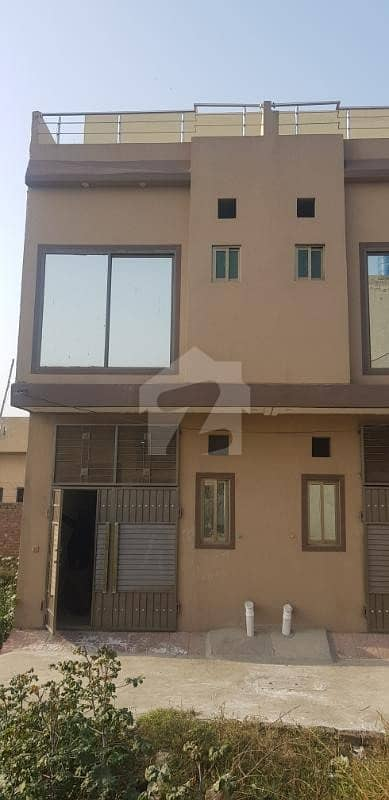 2 Marla 3 Bed House For Sale