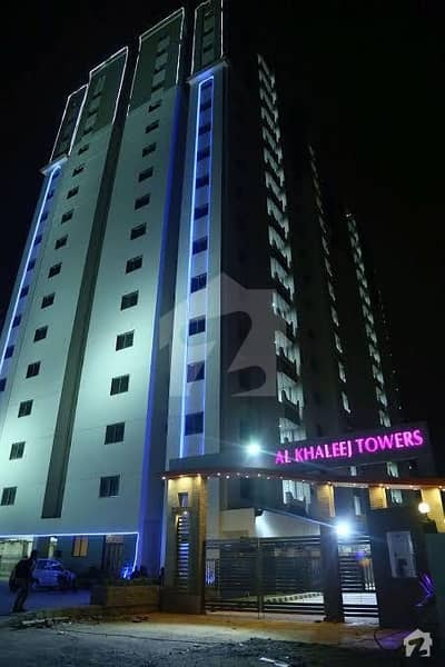 2 Bedrooms Drawing Dining Apartment Available For Rent In Brand New Project Al Khaleej Tower