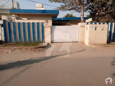 15 Marla Single Storey House Is Available For Rent