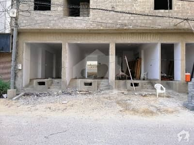 1600 Square Feet Ground Shop For Sale At Nishat Commercial