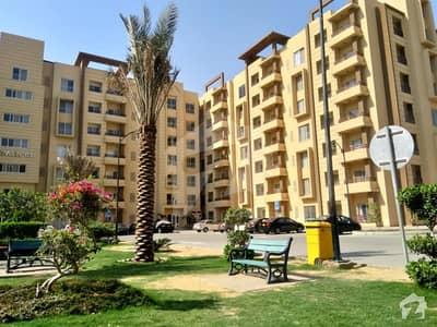 Bahria Apartment For Sale Near Hospital  2 Bed Jinnah Facing  West Open 950 Sq Ft Bahria Town Karachi