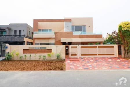 1 Kanal Brand Brand New Mazhar Munir Design Bungalow For Sale Phase 6 Dha