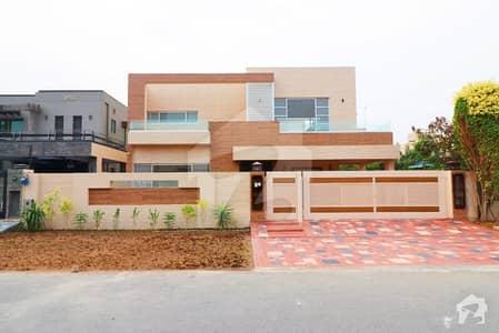 ڈی ایچ اے فیز 6 ڈیفنس (ڈی ایچ اے) لاہور میں 5 کمروں کا 1 کنال مکان 5 کروڑ میں برائے فروخت۔