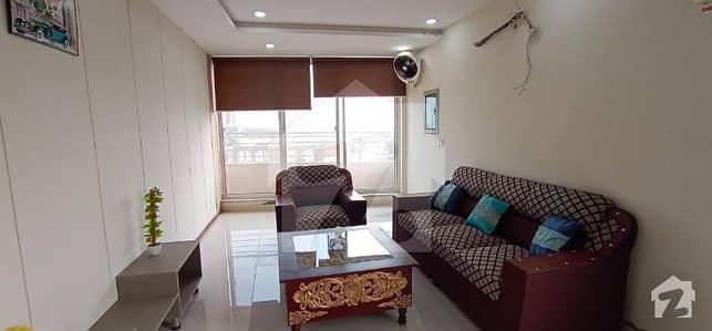Fully Furnished Apartment Flat For Rent Monthly Basis Main Airport Road Lahore