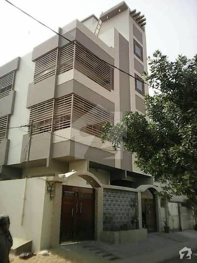 1530  Square Feet Upper Portion Available For Rent In North Karachi