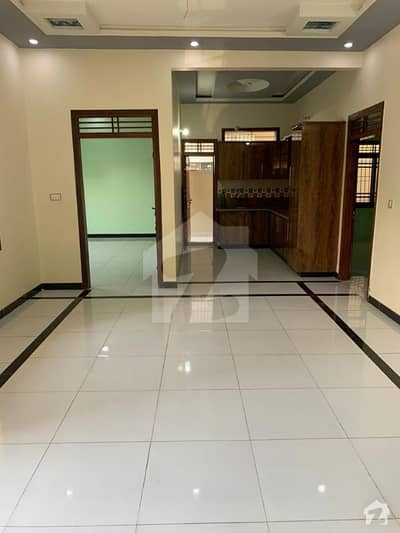 Brand New Ground Floor Portion For Sale On Main University Road