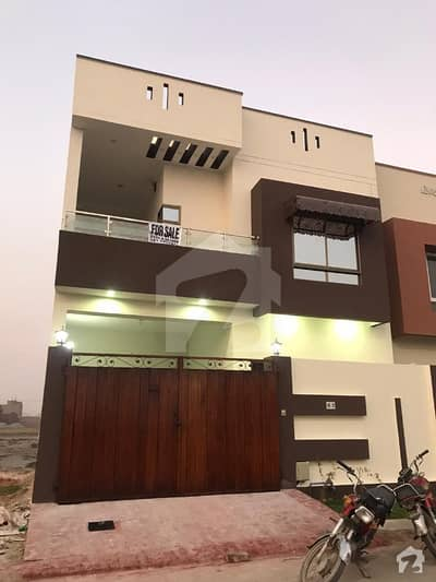 Dream Garden Multan 5 Marla Double Story Newly Constructed House For Sale