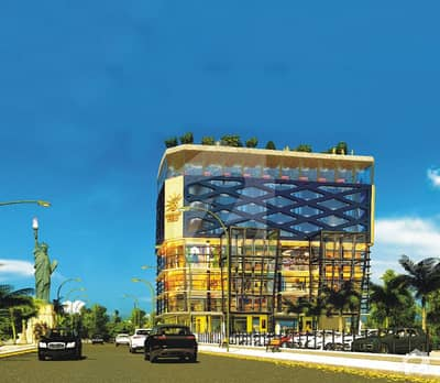 دیگر اسلام آباد میں 1 مرلہ دفتر 3.38 لاکھ میں برائے فروخت۔