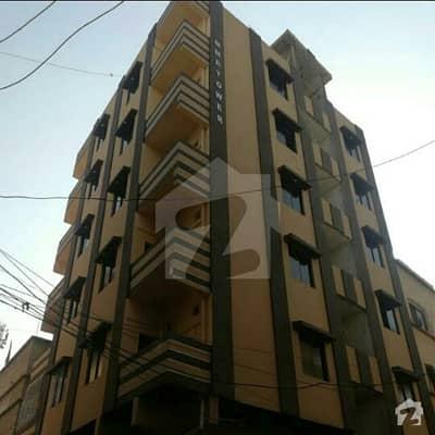 لیاقت آباد کراچی میں 2 کمروں کا 2 مرلہ فلیٹ 24 لاکھ میں برائے فروخت۔
