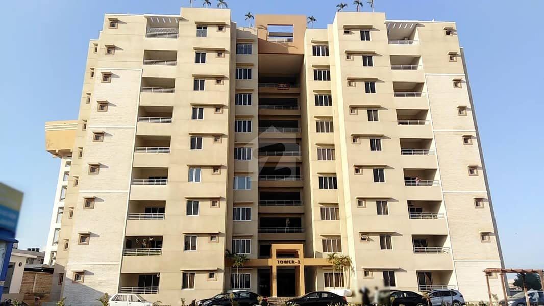 Brand New 5 Bed Flat Is Available For Sale In Navy Housing Scheme Karsaz