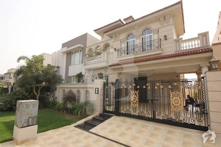 10 Marla Brand New Royal Class Luxury House For Sale In Dha Phase 6 Near By Dha Office