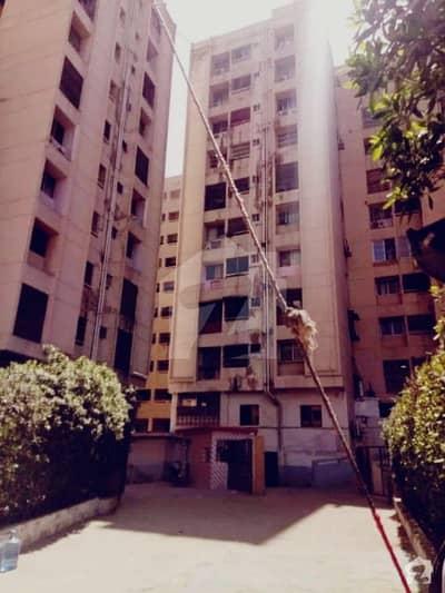 کلفٹن کراچی میں 3 کمروں کا 7 مرلہ فلیٹ 1.65 کروڑ میں برائے فروخت۔