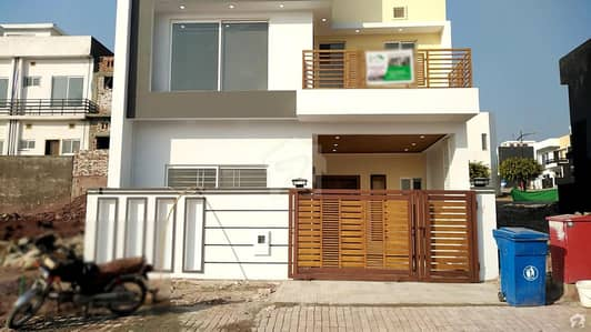 5 Marla Brand New Beautiful Double Storey Sun Facing Villa For Sale In Sector H Bahria Enclave Islamabad