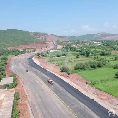 10 Marla plot for sale is sector M