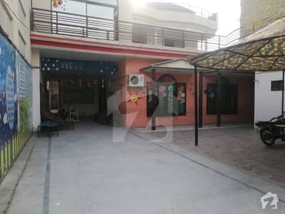 Bosan Road Chungi No 6 Commercial Double Storey 1.2 Kanal House 9 Rooms  For Rent