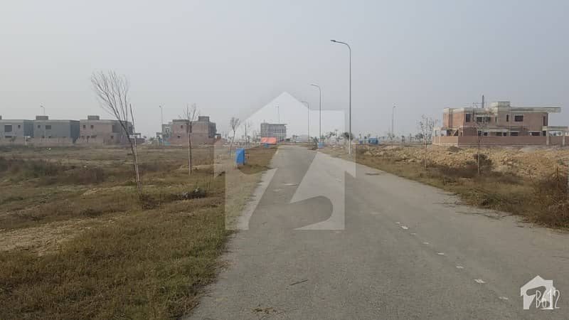 DHA Phase 8 One Kanal W block Near Park