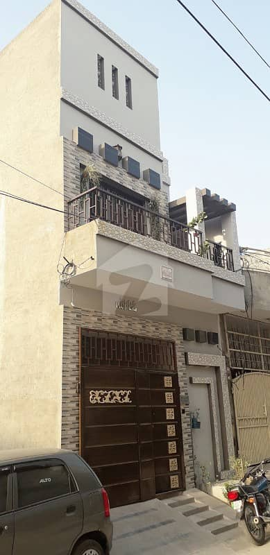 Mian Farooq Estate Offers 4 Marla Double Storey House For Sale