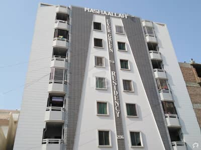 Ever Green Opposite Ali Palace Road Flat Is Available For Sale