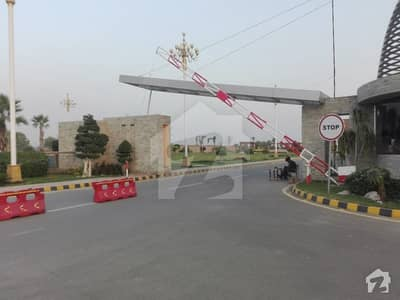 4 Marla Commercial Plot Is Available For Sale In City Housing Phase 2 Block D Faisalabad