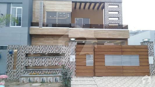 10 Marla Brand New House For Sale In Lake City Sector M5 Lahore
