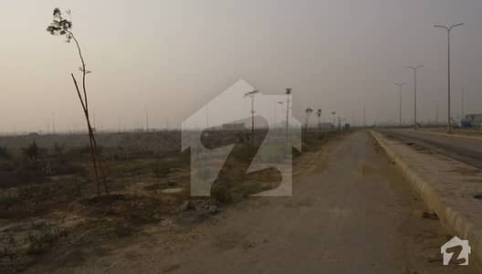 1 Kanal Plot For Sale In Phase 8 In DHA Lahore